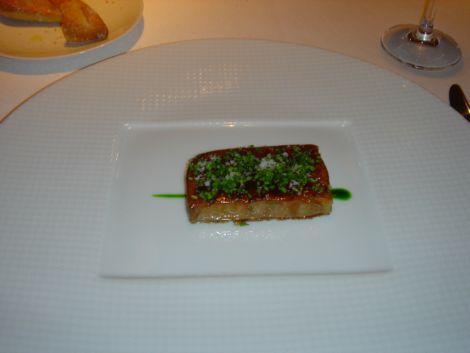 Cinc foie