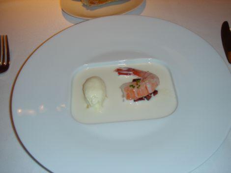 Cinc shrimp