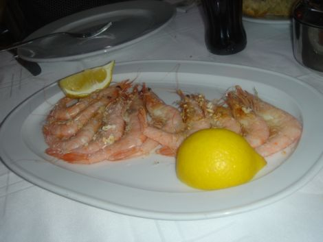 Cunini shrimp