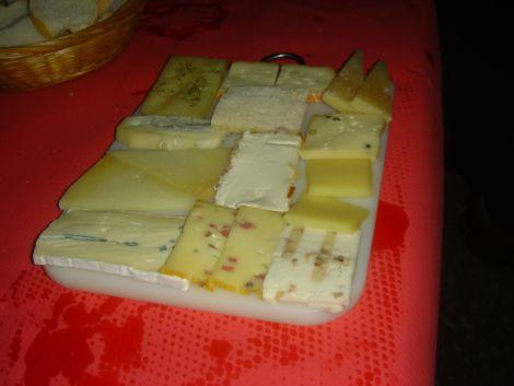 Rossini cheeses