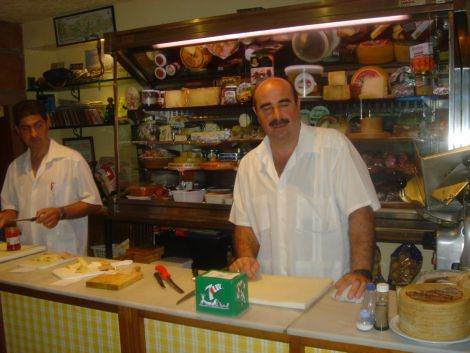 Rossini cheeseman