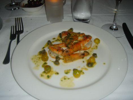 Esca shrimp