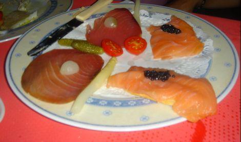 Rossini fish