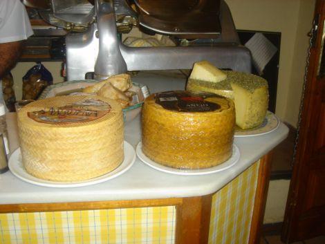 Rossini cheesecounter