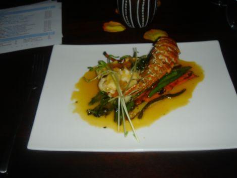 Braai lobster