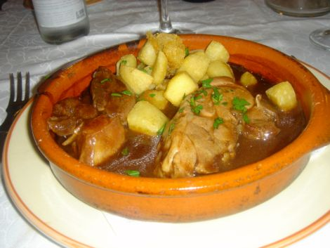 Chikito oxtail