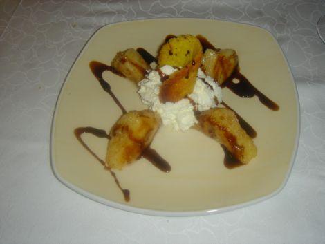 Chikito dessert