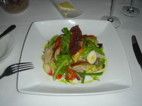 Allegretti salad