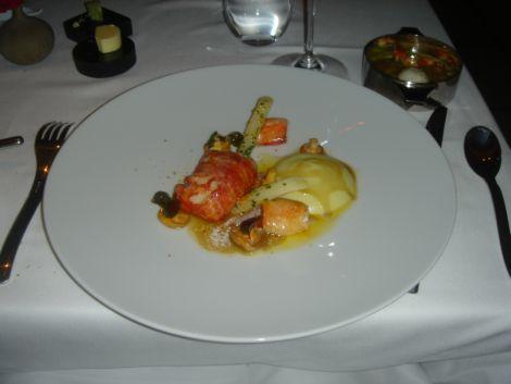 Corton lobster