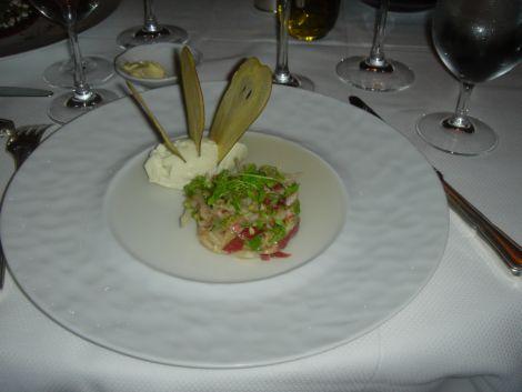 Picholine salad