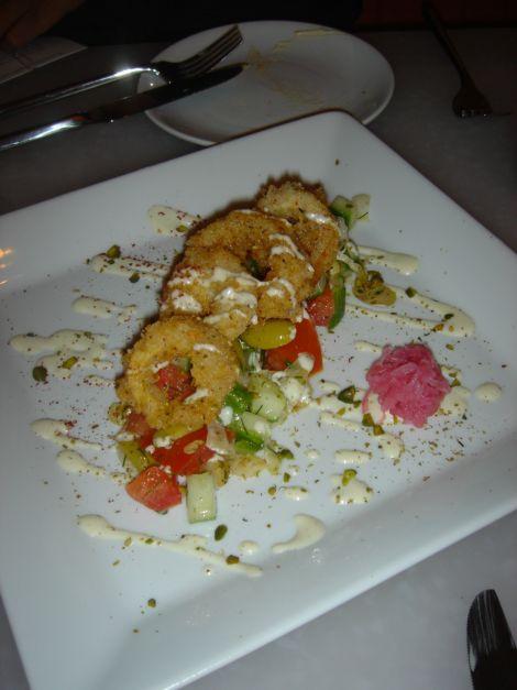 Dirtcandy salad
