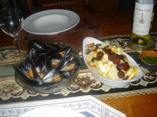 Menudia mussels2