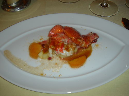 Bouley lobster