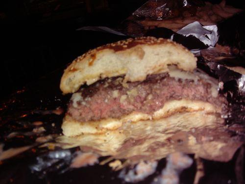 BlackIron burger
