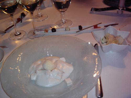 Gagnaire marshmallow
