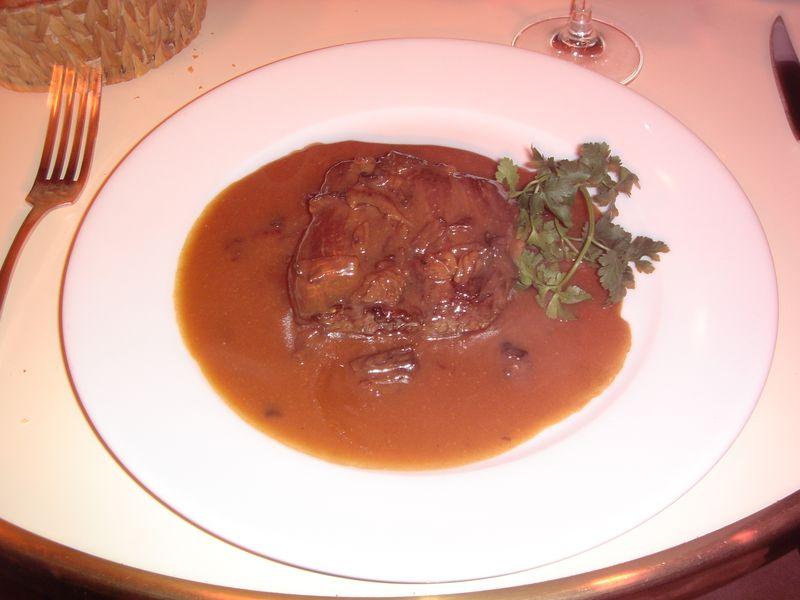 AuBourgignon beef