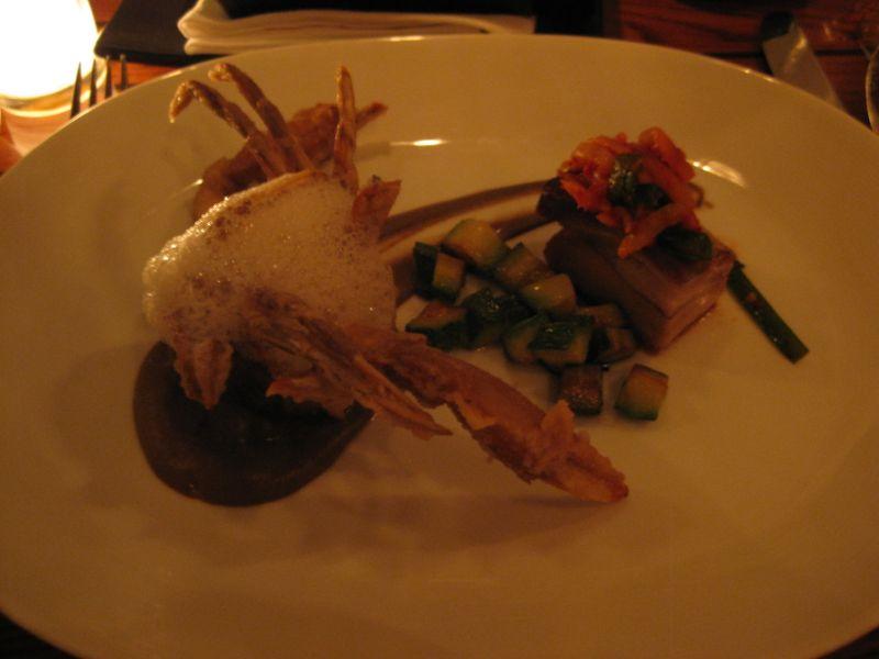 Harbour crab