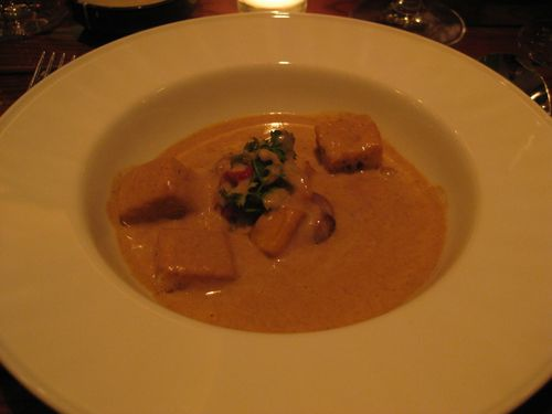 Harbour soup