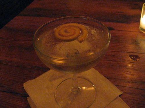 Clerkenwell cocktail
