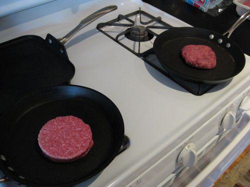 LaFrieda cooking