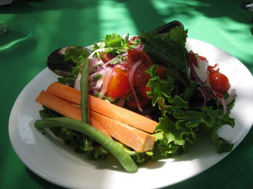 Sri salad