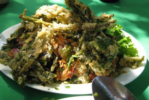 Sri crunchy