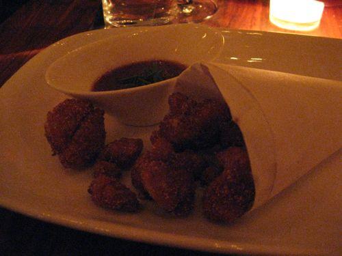 Sorella sweetbreads