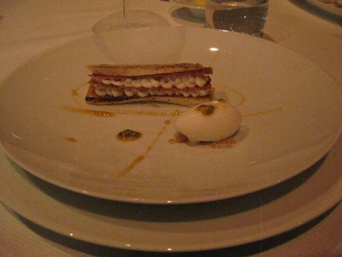 SHO dessert