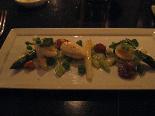 Maze asparagus