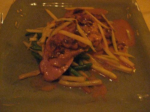 LaMangeoire pork