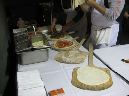 SF pizza