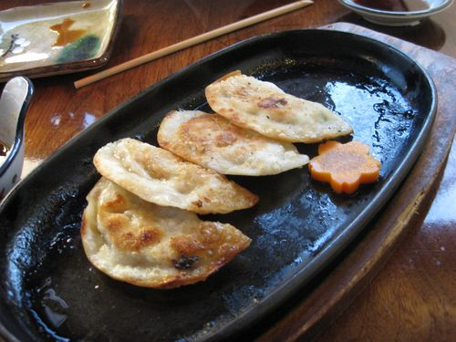 Kanoyama dumplings