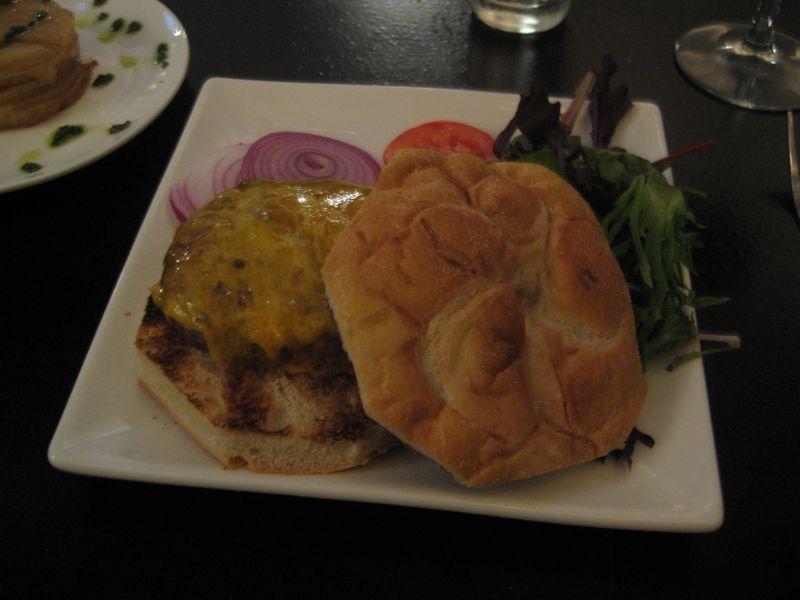 LinaFrey burger