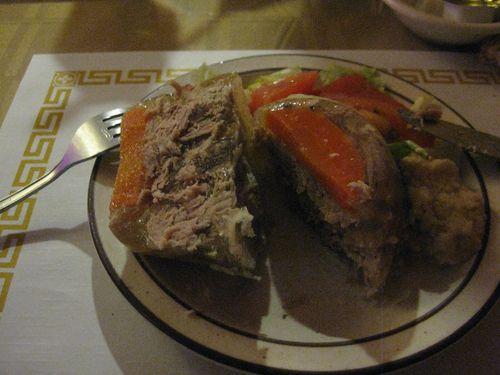 Ukrainian jellied pork 2