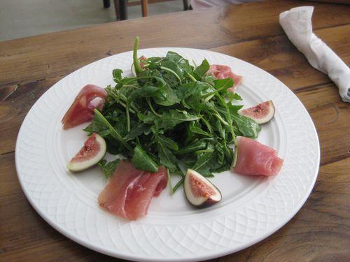 Bier salad