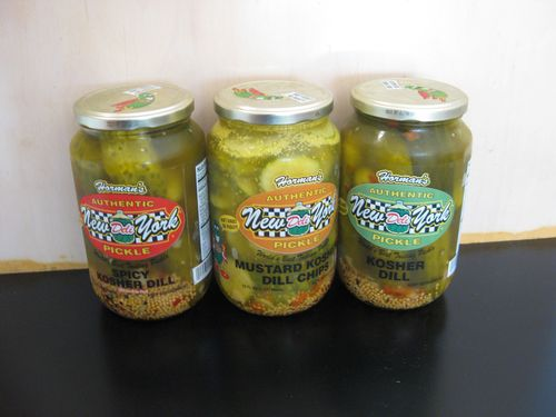Hormans pickles (2)