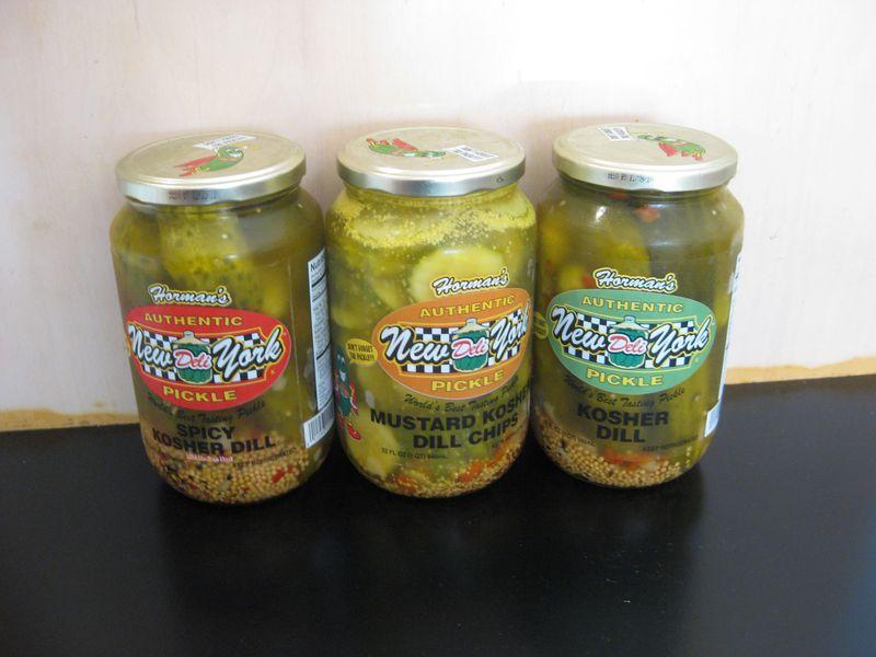 Hormans pickles (2)