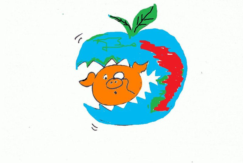 Eat apple - Copy (3)