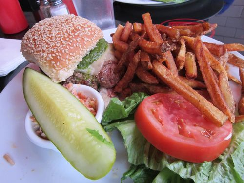 B.A.D. Burger