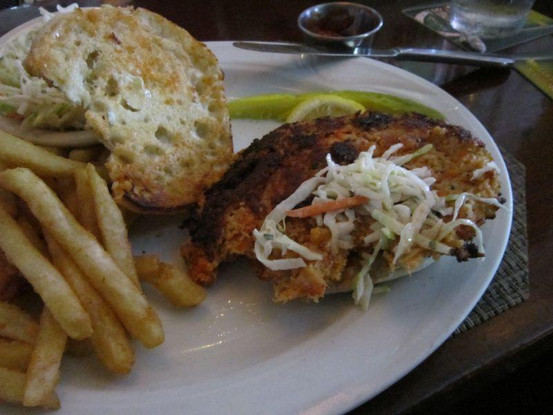 Lobster burger (2)
