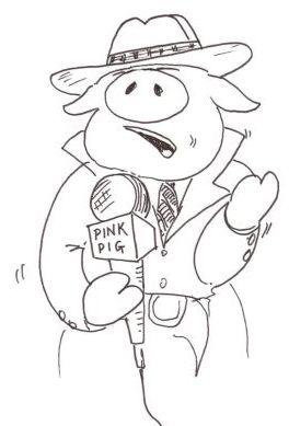 Pig reporter