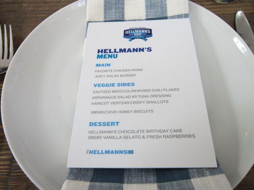 Hellmans 100th